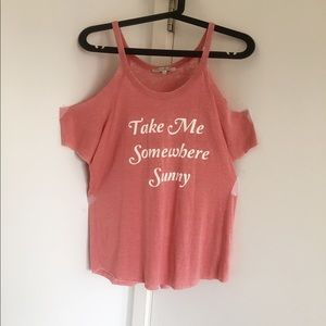 Brand new T shirt - Size S